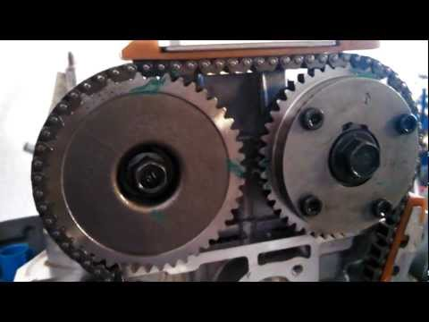 2008 CIVIC SI 8th GEN HOW TO SET THE TIMING (TIMING MARKS) ACURA K20Z3 K24A2