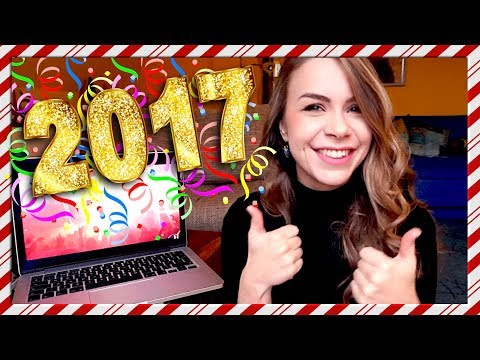 My videos 2017 - Review and Backstories! Vlogmas Day 24