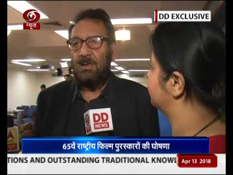 Shekhar Kapoor speaks exclusively to DD News