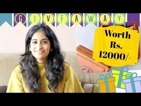 Bonanza Giveaway worth 12000 Rupees !!