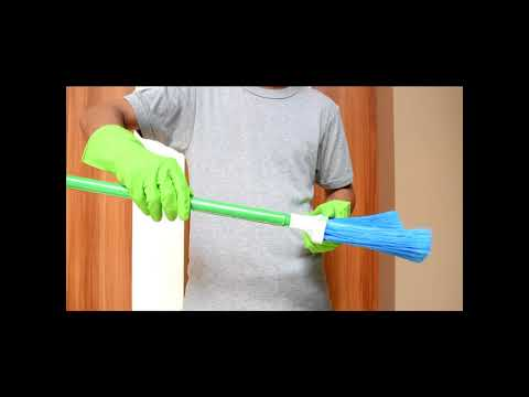 SUPER BROOM ( PLASTIC BROOM )