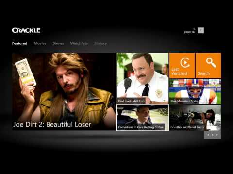 Review Crackle App Xbox One
