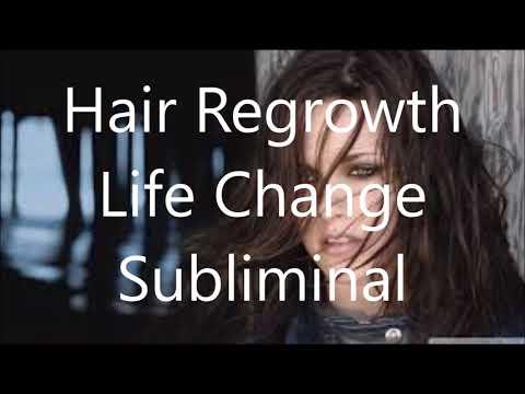 Hair Regrowth - Life Change Subliminal