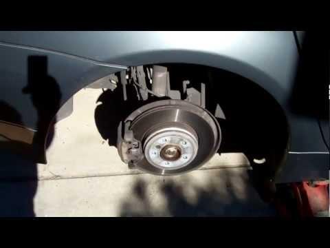 BMW 5 Series Brake Pad Replacement Tutorial 2004-2010
