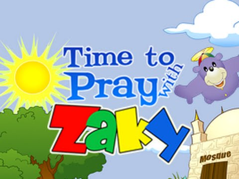 Time to Pray with Zaky Preview
