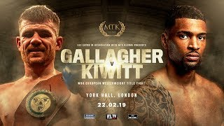 Download MTK LONDON FOR MTK GLOBAL (LONSDALE) ... PRESENTS *PROFESSIONAL BOXING* - LIVE FROM YORK HALL! Video