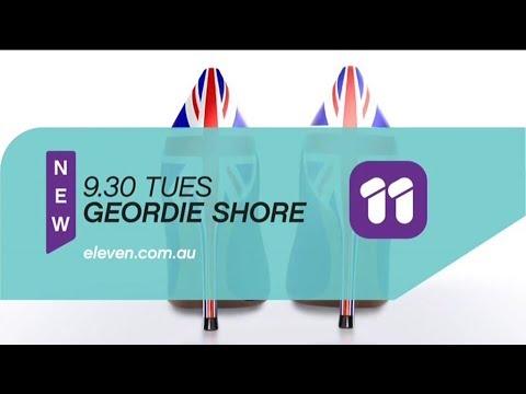 ELEVEN Promo: Geordie Shore (2013)