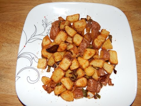Actifry AirFryer Potatoes O'brien - Airfryer Potatoes