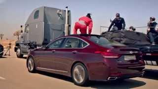 Tecnología Hyundai : The Empty Car Convoy