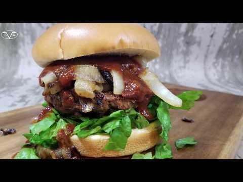 Chipotle Burger Recipe | Episode 581