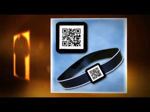 QR Codes For Business - How to Make a Wearable QR Code using PVC Labels, Patches and Emblems