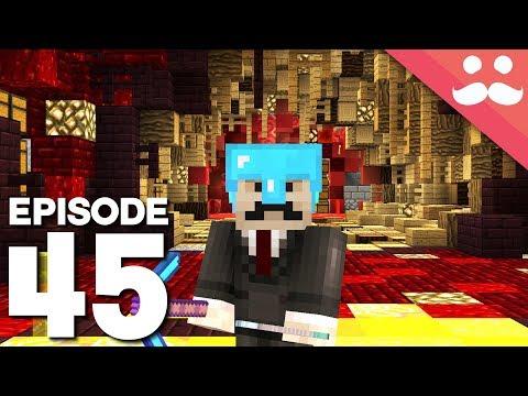 Hermitcraft 5: Episode 45 - SUPER SPOON!
