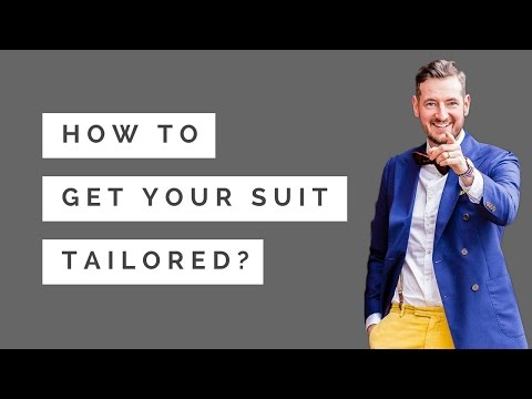 How to tailor a suit jacket. Suit Jacket Alteration. Suit Jacket Buying Guide for Perfect Fit.