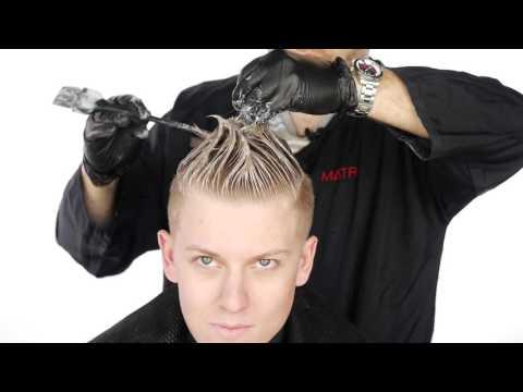 Justin Bieber Inspired Haircut & Haircolor - TheSalonGuy