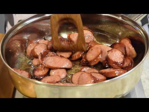Chorizo Con Vino Recipe