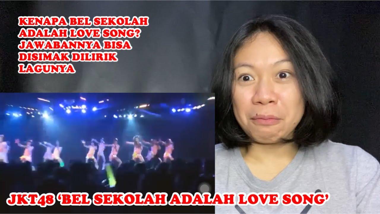 Download JKT48 'BEL SEKOLAH ADALAH LOVE SONG' REACTION | Memecahkan kiasan Judul lagi!seru sekali! MP3 Gratis