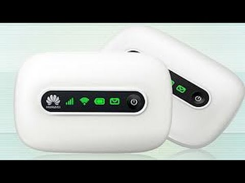 How to unlock all 3G/4G Huawei Routers?