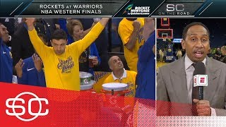 Stephen A. Smith: Warriors