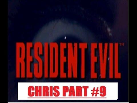 Resident Evil 1 Chris Part9 Colt Python