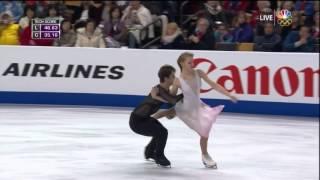 2016 World Championships Stepanova Bukin FD RUS NBCSN