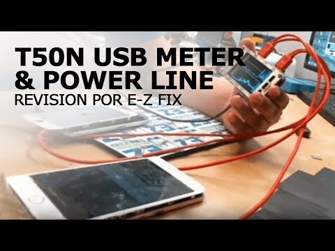 USB Channel Meter De Union Repair Y POWER LINE WITH ONOFF SWITCH