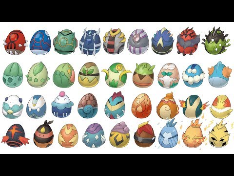 Top Pokemon Eggs Hatching Requests Compilation #1
