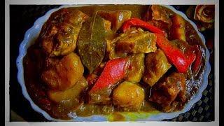 Chicken Curry With Coconut Milk Luweeh S Kitchen