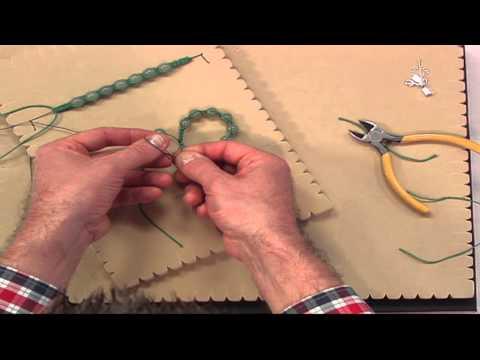 How to Start and Finish Macramé Bracelets (shamballa bracelet)