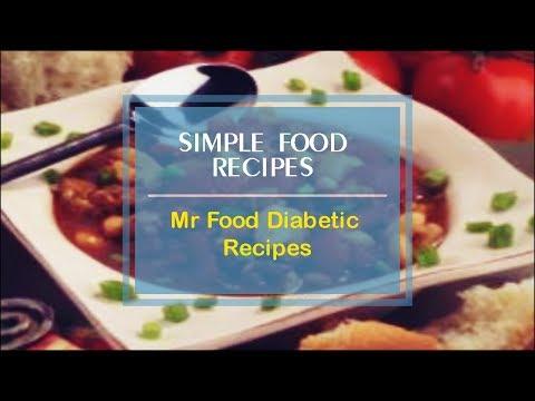 Mr Food Diabetic Recipes