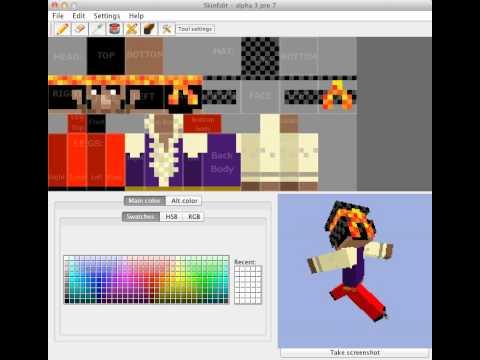 Best MineCraft Skins Part 8! Jimi Hendrix Free Download