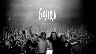 Gojira Teases Crowd with Metallica Riffs