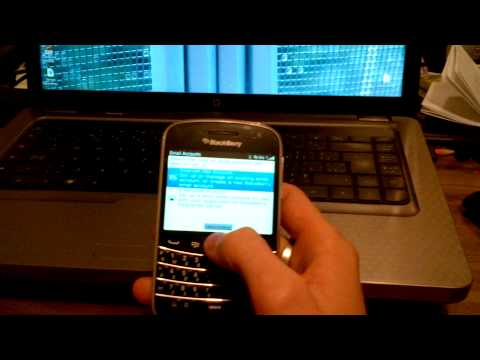 Blackberry Email Problem