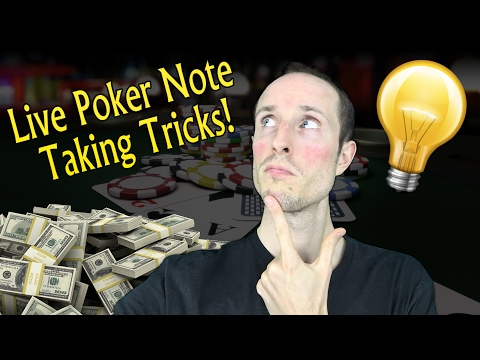 How to Take Great Notes, Improve your Reads + Play Better (According to a professional poker player)