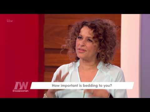 Nadia Refuses To Show A Photo Of Her Bed | Loose Women