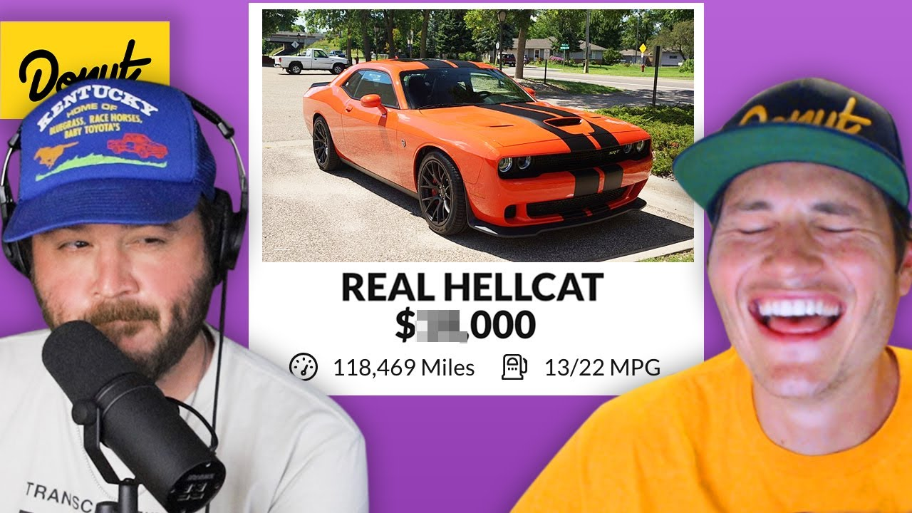 Who can find the cheapest Hellcat (challenge)