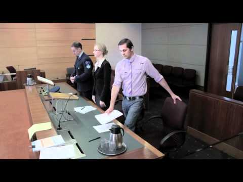 First appearances in the Magistrates Court
