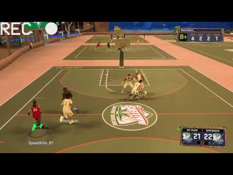 PLAYING WITH A 62 OVR SHOT CREATOR!!! WIN OR LOSSEE!!