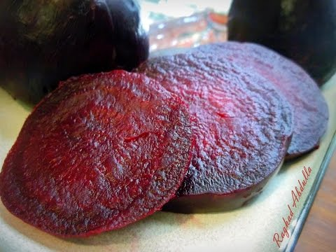 How to Boil Beets