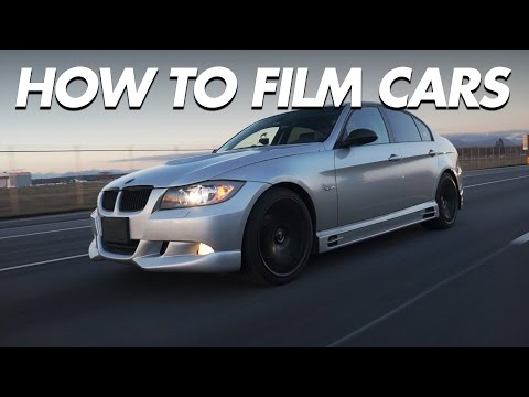 How to Film Cars (On a Budget) - LIFE OF BRI