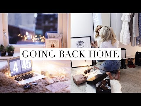 6 MONTHS LATER: GOING BACK HOME  | DC Diaries #14