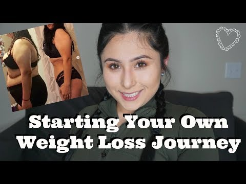 How To Start Your Own Weight Loss Journey | The Mental Side