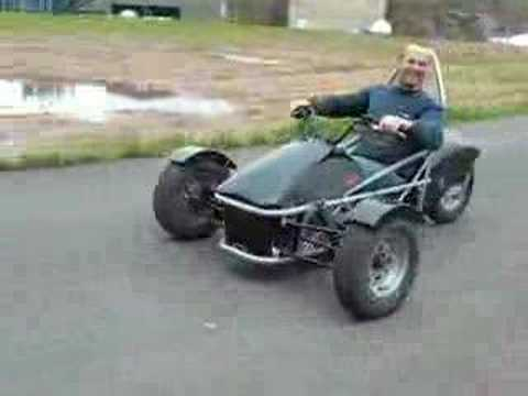 BUILD AN ELECTRIC TRIKE, ONLY $20