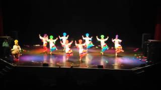 Shan e Punjab Little Stars @ Bhangra Idols Ultimate 2015