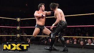 "Roderick Strong vs. Andrade ""Cien"" Almas: WWE NXT, Oct. 25, 2017"