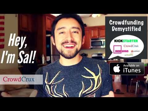 EP #169 The Exact Process To Go From FAILURE to $25k on Kickstarter