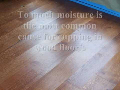 water damaged wood floor 1 918 437-1923