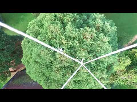 Phantom 3 drone rescue attempt using a hook on another drone,lifting, weight, heavy, fail
