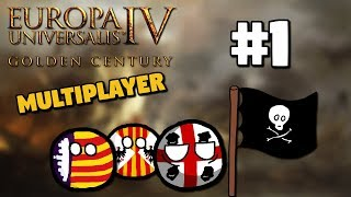 Europa Universalis 4 | 11+ Player Multiplayer | Venice P 2