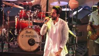 Ayushman khurana live performance 2017