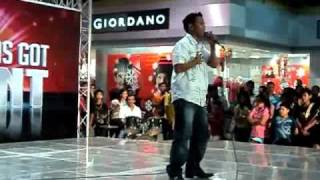 Having Your Near Me-pilipinas Got Talent Audition Cdo - Jhon Leo Moywela-